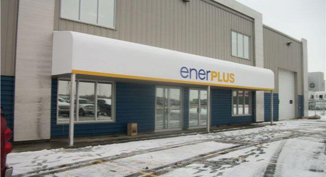 Enerplus - Awning